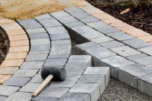 Pflasterarbeiten für Wege und Einfahrten, Bruder Bau